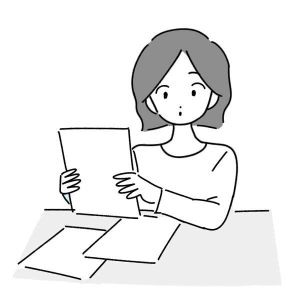 職務経歴書・履歴書添削して応募する