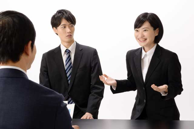 転職の面接でよく質問される内容と回答方法